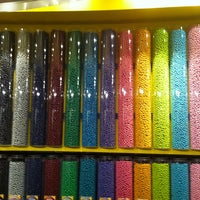 Photo taken at M&M's World by Mari T. on 9/11/2013