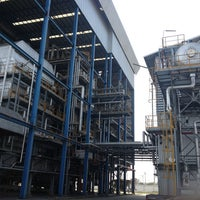 Photo taken at TRCCE POWER PLANT by Narissara K. on 6/27/2013