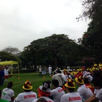 Photo taken at Santiago Queirolo  Pachacamac by Vania M. on 6/6/2014