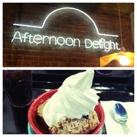 Photo taken at Afternoon Delight by Mary E. on 7/29/2013