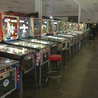 Photo taken at Pinball Hall of Fame by Ian C. on 4/9/2013