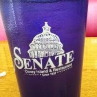 Photo taken at Senate Coney Island by Brandon C. on 3/22/2013