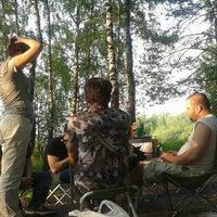 Foto tomada en Ульяновский лесопарк por Tatiana Z. el 5/24/2014