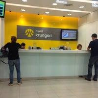 Photo taken at ธนาคารกรุงศรีอยุธยา (KRUNGSRI) by Kongrat K. on 7/15/2014