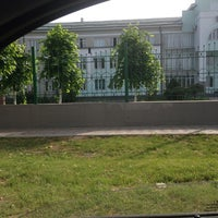 Photo taken at Гимназия 12 by Рейна А. on 5/20/2014