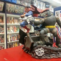 Photo taken at Planet X Comics by Bart B. on 11/7/2012