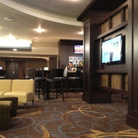 Photo taken at Sheraton Silver Spring Hotel by Abraham V. on 3/24/2013