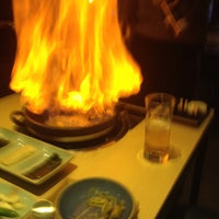 Photo taken at Korean Barbeque Restaurant by Marina S. on 3/27/2015