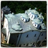 Photo taken at Манастир Свети Јоаким Осоговски / Joachim of Osogovo Monastery by Dragana S. on 8/18/2013