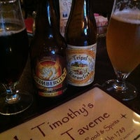 Photo taken at J. Timothy's Taverne by Leslie M. on 11/3/2012