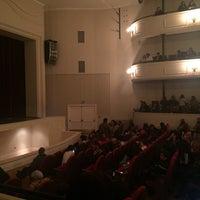 Photo taken at Teatro Municipal José Bohr by Fernando C. on 12/22/2016