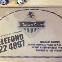 Photo taken at Donde Pollo by Fernando C. on 1/26/2014