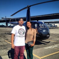 Photo taken at Orbic Air Helicopter Tours by Vapor Craze I. on 11/9/2013