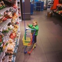 Photo taken at Albert Heijn by Chantor v. on 11/22/2013
