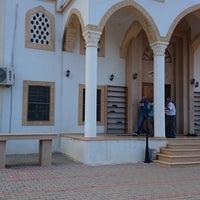 Photo taken at Yeni Erenköy Camii by İsmihan Y. on 10/5/2014