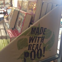 Photo taken at Peace & Justice Store by Food Daddy on 4/6/2014