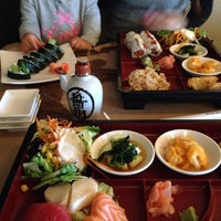Photo taken at Wild Sushi & Ramen by Jason T. on 4/8/2014