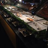 Photo taken at Kumo Japanese Seafood Buffet by Chris G. on 6/29/2013