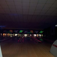 Photo taken at Bowling Castelletto Ticino by Allison R. on 5/3/2014
