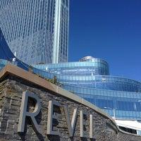 Photo taken at Revel by Robert D. on 10/11/2012