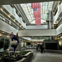 Photo taken at Bulova Corporate Center by Robert D. on 1/25/2013