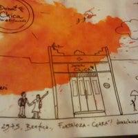 Photo taken at Dona Chica Bar e Restaurante by Andre Luiz - Algo on 5/2/2014