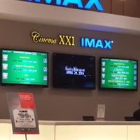 Photo taken at Summarecon Mal IMAX by Richard Setiawan L. on 6/10/2014