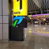 Photo taken at Gate 1 by Limlim A. on 8/14/2017