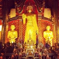 Photo taken at Wat Chedi Luang Varavihara by Boonchai d. on 10/20/2012