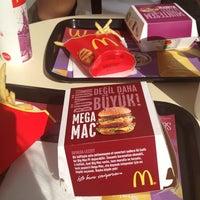 Photo taken at McDonald's by Олеся Б. on 8/30/2013