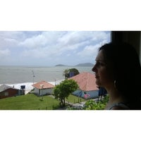 Photo taken at Hotel Vila das Palmeiras by Edimar R. on 11/2/2013