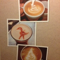 Photo taken at Barista by Karma on 10/31/2012