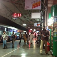 Photo taken at Palakkad Junction (Railway Station) by Karma on 11/12/2013