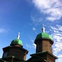 Снимок сделан в Этнографический Музей Народов Забайкалья пользователем Sergey D. 7/13/2013
