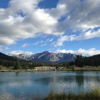 Photo taken at Cascade Ponds by Janice T. on 9/17/2013