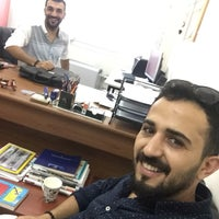 Photo taken at İYTE Yabancı Diller Yüksek Okulu by M. Fatih C. on 8/2/2018