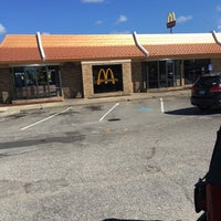 Photo taken at McDonald's by Willie W. on 9/2/2016