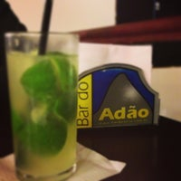 Photo taken at Bar do Adão by Isabella A. on 7/13/2013