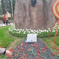 3/8/2018 tarihinde Hatice 1912ziyaretçi tarafından Zübeyde Hanım Anıt Mezarı'de çekilen fotoğraf