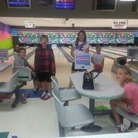 Photo taken at King Pin Bowl and Ale House by Tracy B. on 9/15/2013