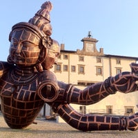 Photo taken at Forte di Belvedere by Firenze C. on 7/17/2013