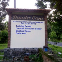 Photo taken at Disaster Oasis Training Center by andex on 6/24/2013