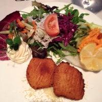 Photo taken at Brasserie Oliver by Karen D. on 10/7/2013