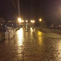 Foto tirada no(a) Ponte Romana de Ourense por Fanny .. em 1/18/2013