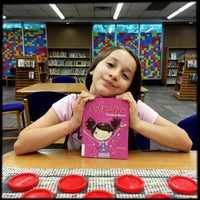Photo taken at Norman Public Library by Helen G. on 6/10/2014