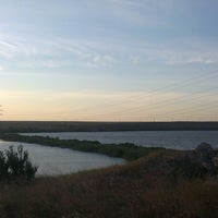Photo taken at Донузлав by Mariya Z. on 8/2/2014