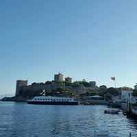Photo taken at The palace bodrum by Samet Y. on 6/9/2016