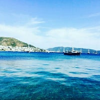 Photo taken at The palace bodrum by Samet Y. on 6/8/2016