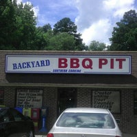 Photo taken at Backyard BBQ Pit by Kevin R. on 7/5/2013
