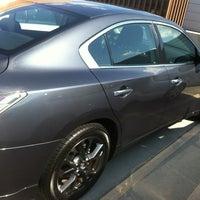 Photo taken at Ramsey Nissan by Michael U. on 7/5/2013